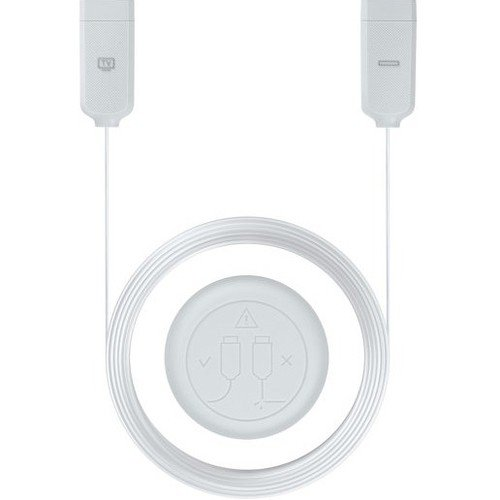 Samsung Electronics One Connect In-Wall Cable 15 m White (VG-SOCM15U/ZA) by Samsung