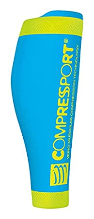 Compressport R2V2–Chaussettes de Running Unisexe R2 V2