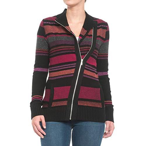 (クリムゾンクローバー) Krimson Klover レディース トップス カーディガン In Her Element Zip Cardigan Sweater [並行輸入品]