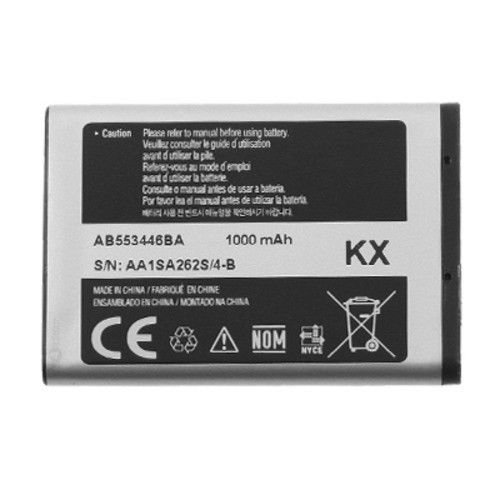 Price comparison product image SamSUNG OEM AB553446BA BATTERY FOR D347 D407 A645