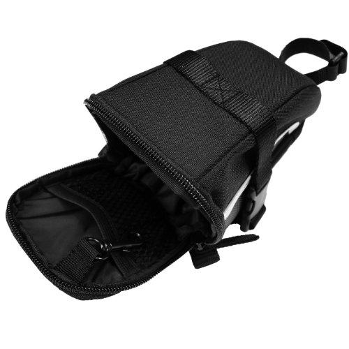 BV Bicycle Strap-On Saddle/Seat Bag