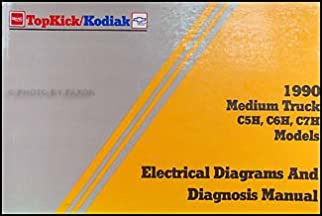 1990 chevy kodiak & gmc topkick wiring diagram manual 2006 chevy kodiak c4500 wiring diagram chevy kodiak wiring diagram #9