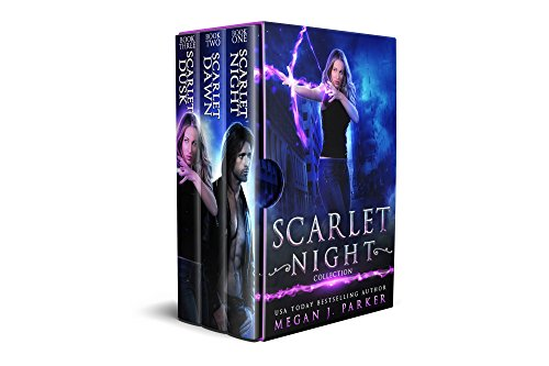 Download for free Scarlet Night: The Complete Trilogy