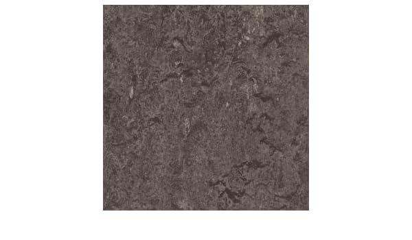 Forbo Marmoleum Graphite Natural Linoleum Tile Flooring 53.82 sf // box 13 x 13 x 0.08