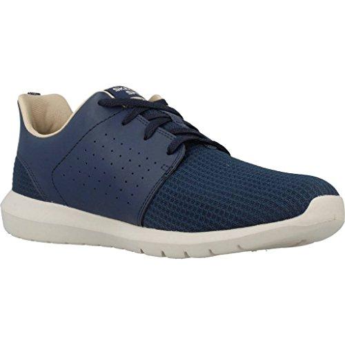 Skechers Mannen Foreflex Loopschoenen Blauw