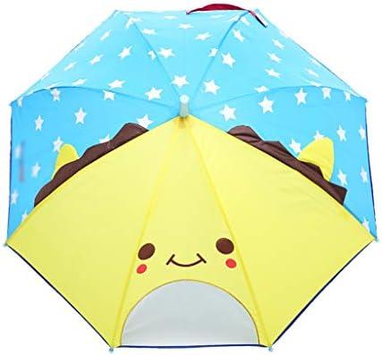 幼稚園の子供用傘、開閉が簡単、軽量、傘の直径77 Cm、長さ67 Cm D