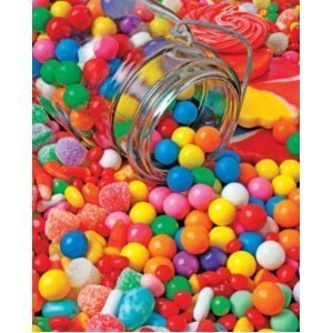 Gumballs and Gumdrops 1000 Piece Jigsaw Puzzle by Springbok