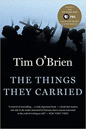 [By Tim O'Brien ] The Things They Carried (Paperback)【2018】by Tim O'Brien (Author) (Paperback)