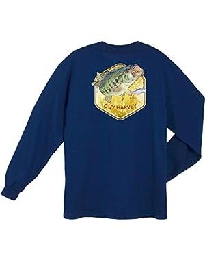 Long Sleeve Lancer Pocket T-shirt