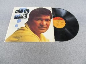 Don Ho: Tiny Bubbles (1967) [Vinyl LP Record]