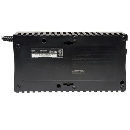 6 Outlets Black Tripp Lite INTERNET350U 350VA 180W UPS Desktop Battery Back Up Compact 120V USB RJ11 PC