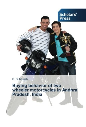 Buying behavior of two wheeler motorcycles in Andhra Pradesh, India