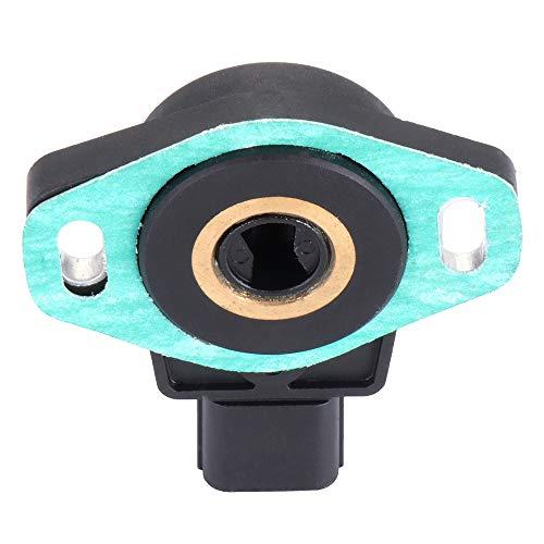 (TUPARTS TPS Throttle Position Sensor Fit 2003 2004 2005 Honda Accord, 2003 2004 2005 2006 Honda Element Automotive Replacement Throttle Position Sensor)