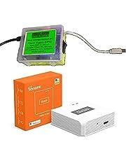 Sonoff ZigBee 3.0 Bridge, Draadloze Controller, Smart Home Hub/Gateway, Werkt met Alexa, Google Home, Gebundeld met Micro USB Type Mini UPS