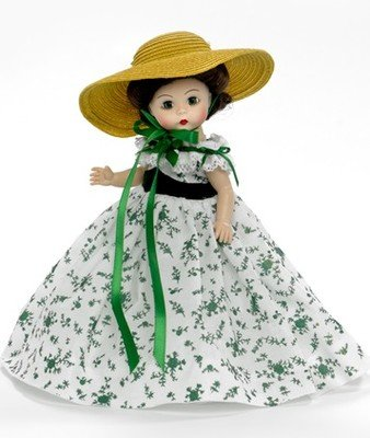 (Madame Alexander Scarlett O'Hara Fashion Doll in Barbeque Dress)