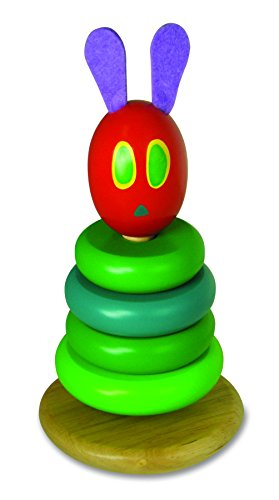 Very Hungry Caterpillar Wood Stacker