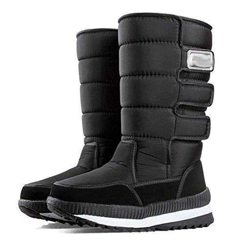 cotone in xyhiver Boots Outdoor Uomo imbottito 41 doppio W Snow nwfqnx