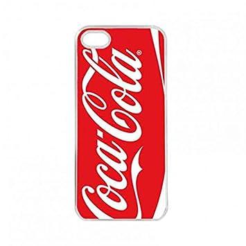 856c531dd82 Apple iPhone 5S Transparente telefono de Funda,Coca-Cola telefono de Funda ,Coca