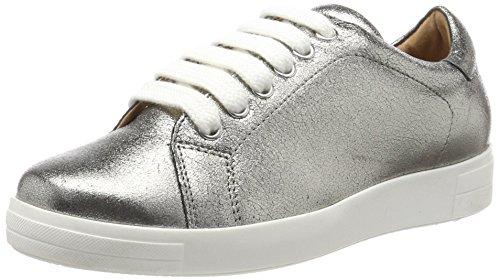 Carvela Damen Jaguar Sneaker Silber (Gunmetal)