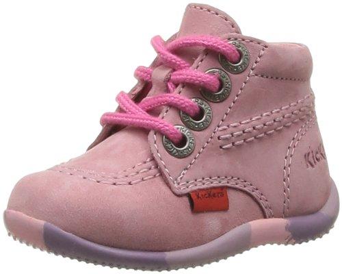 grande vente de liquidation le plus populaire soldes Kickers Billy, Chaussures premiers pas bébé fille