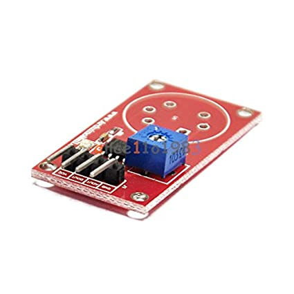 MQ Gas Sensor Carrier Board MQ2 MQ3 MQ4 MQ5 MQ7 MQ9 MQ6 MQ8 MQ135 For Arduino