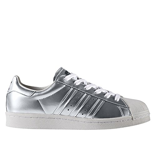 Adidas – Superstar Boost Women Silver Metallic – BB2271 – Color: Silver-White – Size: 9.0