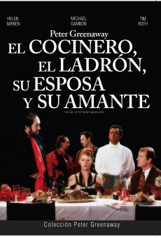 - The Cook, The Thief, His Wife and Her Lover (El Cocinero, el Ladrón, su Esposa y su Amante) [*Ntsc/region 1 & 4 Dvd. Import-Latin America] by Peter Greenaway (Spanish subtitles)