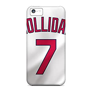 High-quality Durability Case For Iphone 5c(st. Louis Cardinals)