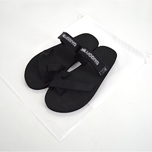Beach Girls Flops Couple and Sandals Rubber Toe Fashion Comfortable Slip Summer Boys Black Soles Ring Non Mily Slippers Flat 46Swn