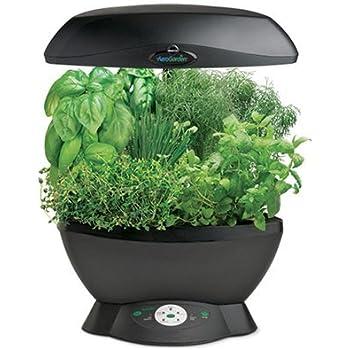 AeroGarden 6 with Gourmet Herb Seed Kit