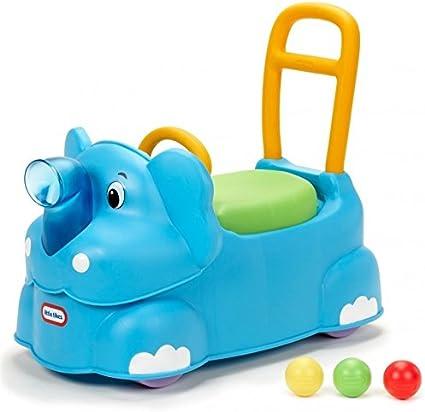 Amazon.com: Little Tikes Scoot Around Carrito con ...