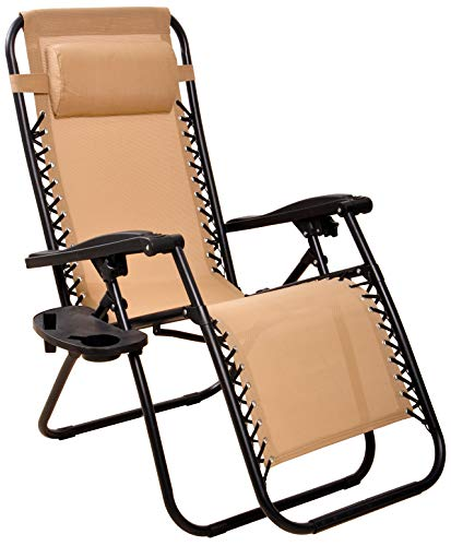 BalanceFrom Adjustable Gravity Lounge Recliners product image