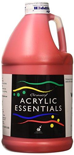 - Chroma 56145 Acrylic Essential, 0.5 gal Jug, 10.25