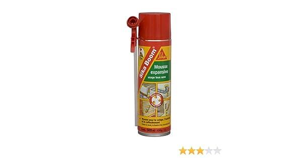 Pistola de espuma todos los sentidos - Sika Boom - 500 ml: Amazon.es: Bricolaje y herramientas