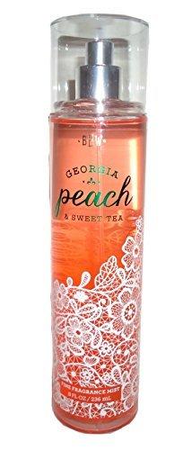Bath & Body Works Fine Fragrance Mist Georgia Peach & Sweet Tea 8oz by Bath & Body Works