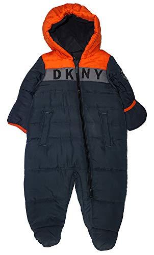 DKNY Baby Boys' Pram with Micro Fleece Lining