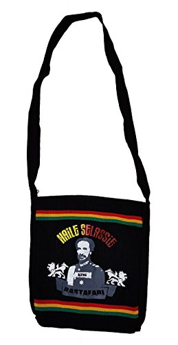Bob New Rastafari selassie Rasta bag hand shoulder Made Marley 5WnrSxn