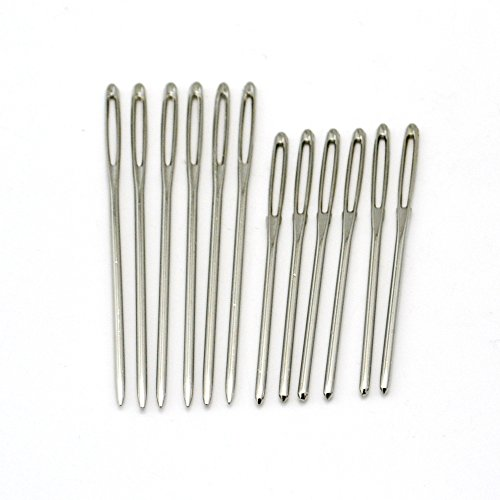 hot-12pcs-stainless-steel-knitting-needles-needlework-sewing-tool-needle-arts-crafts-hand-stitches-s