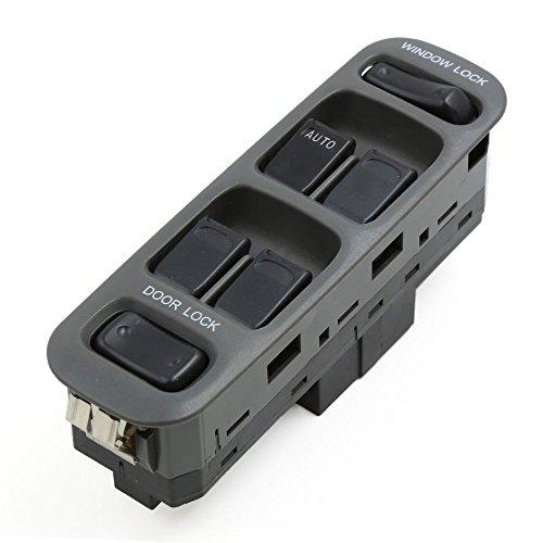 AV SUPPLY Electric Power Window Master Switch Front Left For 1999-2004 Chevrolet Tracker Suzuki Baleno 37990-65D10-T01