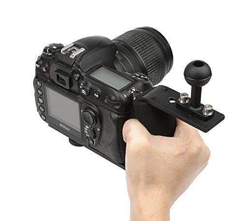 AXION Single Arm Aluminium Diving Handle w/ Ball Adapter for Underwater Photo & Video Lighting by Axion (Image #4)