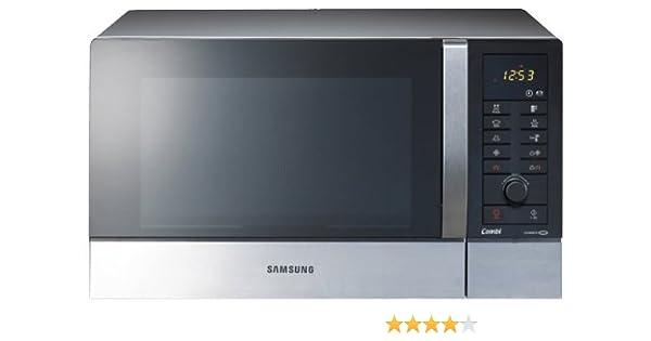 Samsung CE-109MTST, 230VAC 50Hz 10A, Negro, Acero inoxidable, 310 ...