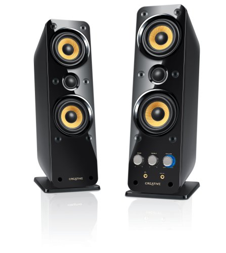 Creative GigaWorks T40 Series II 2.0 Multimedia Speaker System with BasXPort Technology by Creative (Image #2)