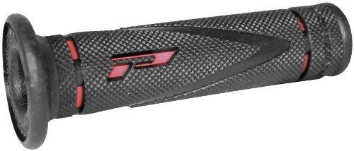 Pro Grip 838 GP DD Road Race Grips - Red/Black