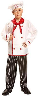 My Other Me Me-200959 Disfraz de cocinero para niño, 10-12 años ...