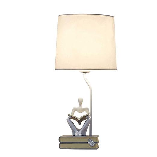 Sala de estar nórdica Lámpara de mesa Decoración Lámpara de mesa ...