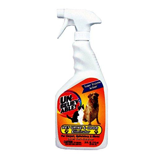 Unbelievable Pet Urine and Odor Eliminator by Unbelieveable