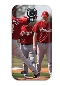 houston astros MLB Sports & Colleges best Samsung Galaxy S4 cases 7661508K127978569