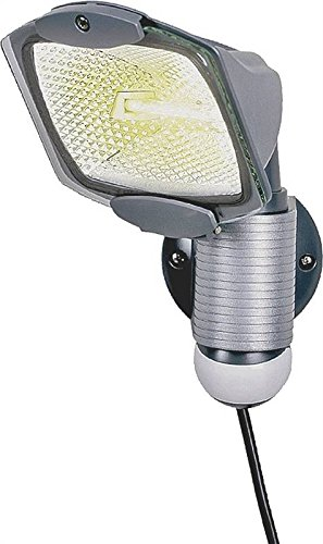 Outdoor Security Light With Plug in US - 8