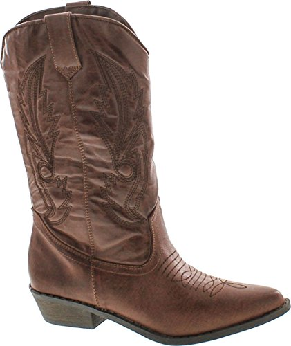 (Coconuts By Matisse Women's Gaucho Boot,Brown,7.5 M US)