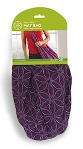Gaiam Easy Sling Mat Bag-Purple/ Sac À Tapis À Usage Multiple-Mauve